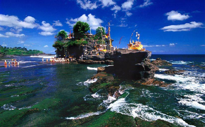 Partir en vacances a Bali