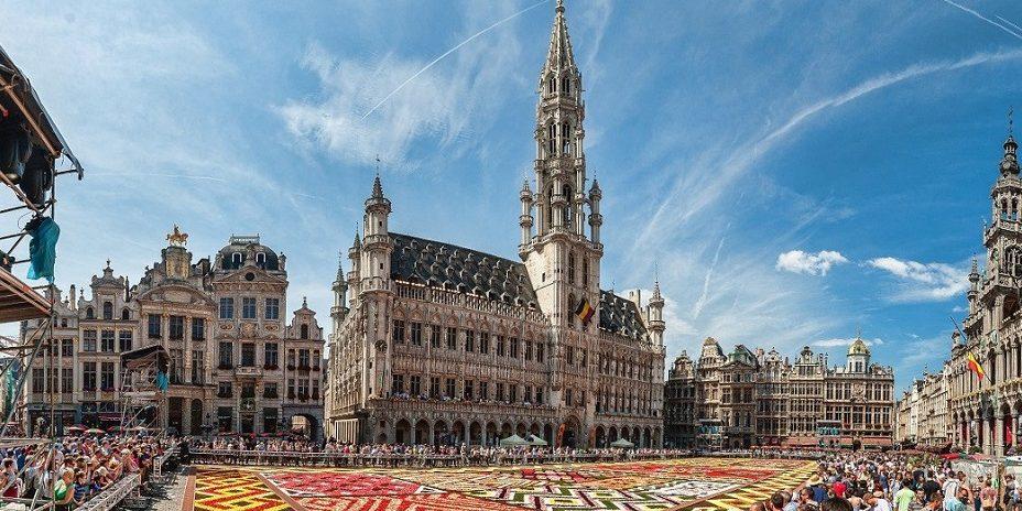Se préparer pour visiter Bruxelles